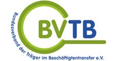 Logo Bundesverband der Träger im Beschäftigtentransfer e. V.